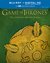 Game of Thrones: The Complete Fourth Season - Tyrell (Only @ Best Buy) (Blu-ray + Digital Copy) (with Bonus Disc) (Online Only)
