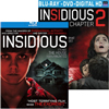 Insidious 1 & 2 (Blu-ray Disc) (Only @ Best Buy)