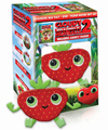 Cloudy With A Chance Of Meatballs 2 with Strawberry Plush - Only at Best Buy (Blu-ray Disc)