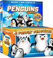 Penguins of Madagascar (Blu-ray/DVD)(Digital Copy)(w/Popping Penguins)