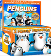 Penguins of Madagascar (3D Blu-ray)(Blu-ray/DVD)(Digital Copy)(w/Popping Penguins)