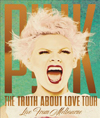 P!nk: The Truth About Love Tour - Live from Melbourne - Blu-ray Disc 2013