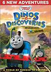 Thomas & Friends: Dinos & Discoveries (DVD)