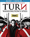 Turn: Washington'S Spies (Blu-ray Disc) (3 Disc) (Ultraviolet Digital Copy)