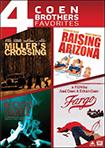 Miller's Crossing/Raising Arizona/Blood Simple/Fargo (DVD)