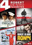 Men of Honor/Raging Bull/The King of Comedy/Ronin (DVD)