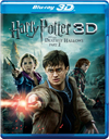 Harry Potter & Deathly Hallows Part 2 (3-D) (DVD)