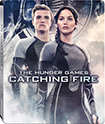 The Hunger Games: Catching Fire Blu-ray Steelbook Only @ Best Buy (Blu-ray Disc)
