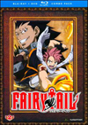 Fairy Tail: Part 2 (4 Disc) (W/Dvd) (Blu-ray Disc)