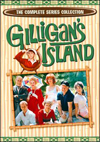 Gilligan's Island: The Complete Series [17 Discs] (DVD) (Black & White) (Eng)
