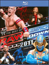 WWE: Raw and Smackdown - The Best of 2011 (Blu-ray Disc) (3 Disc) (Eng) 2011