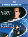 Under Siege/Under Siege 2: Dark Territory [2 Discs] (Blu-ray Disc)