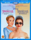 Princess Diaries/Princess Diaries 2: Royal Engagement [2 Discs] [Blu-ray/DVD] (Blu-ray Disc) (Enhanced Widescreen for 16x9 TV) (Eng/Fre/Spa)