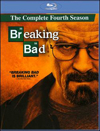 Breaking Bad: The Complete Fourth Season [3 Discs] [Blu-ray] (Blu-ray Disc) (Eng)