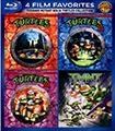 4 Film Favorites: Teenage Mutant Ninja (Blu-ray Disc) (4 Disc)