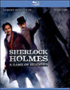 Sherlock Holmes: A Game of Shadows (Blu-ray Disc) (Ultraviolet Digital Copy) (Enhanced Widescreen for 16x9 TV) (Eng/Fre/Spa) 2011