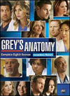 Grey's Anatomy: The Complete Eighth Season [6 Discs] (DVD) (Eng)