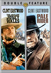 Outlaw Josey Wales/Pale Rider [2 discs] (DVD)