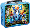 Rio 2 Lunchbox [Only @ Best Buy] (DVD) (Only @ Best Buy)