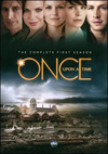 Once Upon a Time: The Complete First Season [5 Discs] (DVD)