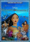Pocahontas/Pocahontas II: Journey to a New World [2 Discs] [DVD/Blu-ray] (DVD)