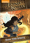 Legend Of Korra: Book Two - Spirits (DVD) (2 Disc)