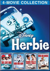 Disney Herbie: 4-Movie Collection [4 Discs] (DVD) (Boxed Set) (Eng/Spa)