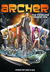 Archer Season 1: With Pizza Cash (DVD) (Only @ Best Buy)