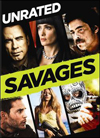 Savages (DVD) (Unrated) (Eng/Spa/Fre) 2012