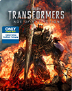 Transformers: Age of Extinction Steelbook Only @ Best Buy (Blu-ray Disc) (Only @ Best Buy)