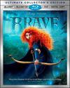 Brave (Blu-ray 3D) (3-D) 2012