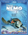 Finding Nemo (Blu-ray Disc) (3 Disc) 2003