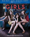 Girls: The Complete First Season [3 Discs] [Includes Digital Copy] [Blu-ray/DVD] (Blu-ray Disc)