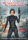 Resident Evil: Retribution (DVD) (Ultraviolet Digital Copy) 2012