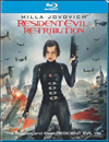 Resident Evil: Retribution (Blu-ray Disc) (Ultraviolet Digital Copy) (Eng/Fre/Spa) 2012