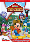 Mickey Mouse Clubhouse: Mickey & Donald Have Farm (DVD)