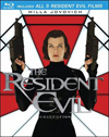 Resident Evil (Blu-ray Disc) (5 Disc) (Boxed Set)