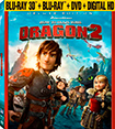 How to Train Your Dragon 2 (Blu-ray 3D) (3-D) 2014