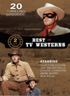 Best Of TV Westerns (2 Disc) (DVD) (Collector's Edition) (Tin Case)