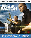 End of Watch (Blu-ray Disc) (2 Disc) (Ultraviolet Digital Copy) 2012
