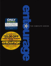 Entourage: Complete Series: With Movie Money (Blu-ray Disc) (Only @ Best Buy)