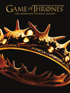 Game of Thrones: The Complete Second Season [5 Discs] (DVD) (Eng/Fre/Spa)