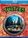 Teenage Mutant Ninja Turtles: The Movie (Blu-ray Disc) (Enhanced Widescreen for 16x9 TV) (Eng/Fre) 1990
