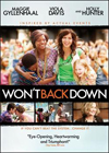 Won't Back Down (DVD) (Eng/Spa/Fre) 2012