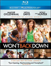 Won't Back Down (Blu-ray Disc) 2012