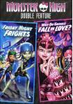 Monster High: Friday Night Frights (DVD)