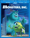 Monsters, Inc. (Blu-ray Disc) (3 Disc) (Collector's Edition) 2001