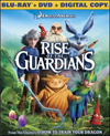 Rise of the Guardians (Blu-ray Disc) (2 Disc) (Ultraviolet Digital Copy) (Eng/Fre/Spa) 2012