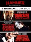 3 Film Hammer Horror Set [2 Discs] (DVD)