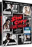 Frank Miller's Sin City: A Dame To Kill For Steelbook (Blu-ray+DVD+ UV Digital Copy) (Only @ Best Buy) (Blu-ray 3D) (Only @ Best Buy)